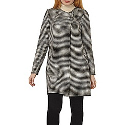 Dorothy Perkins - Dogstooth double faced coat