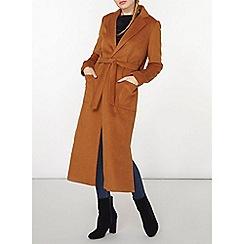Dorothy Perkins - Ginger maxi coat