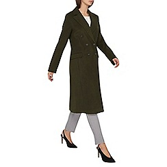Dorothy Perkins - **tall double breasted coat