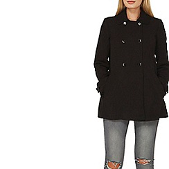 Dorothy Perkins - Double breasted swing coat