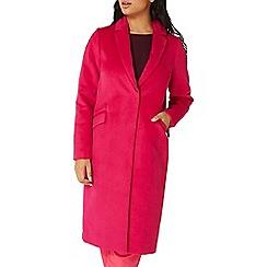 Dorothy Perkins - Pink colour pop smart coat
