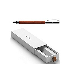 Faber Castell - Pearwood ambition fountain pen