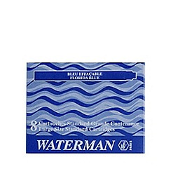 Waterman - Blue Ink Cartridges