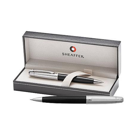 Sheaffer - Black Chrome 500 Ball Pen Pencil Set