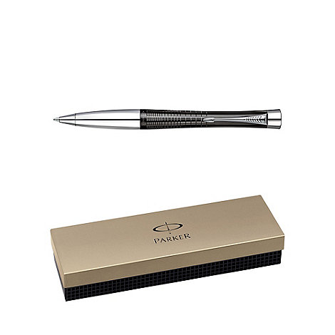 Parker - Deluxe ebony +urban+ ball pen