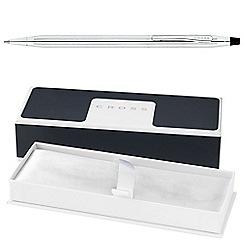 Cross - Chrome 'classic century' ballpoint pen