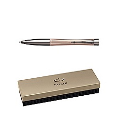 Parker - Metallic pink urban premium ball pen