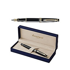 Waterman - Black expert 3 fountain pen