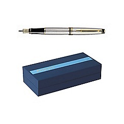 Waterman - Stainless steel gt expert 3 fountain pen