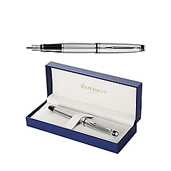 Waterman - Steel expert 3 fountain pen