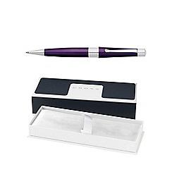 Cross - Purple with chrome trim beverly ball pen