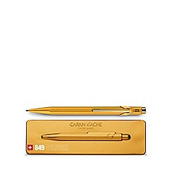 Caran D'Ache - Gold '849' ball pen