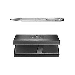 Caran D'Ache - Silver ecridor urbaines pencil