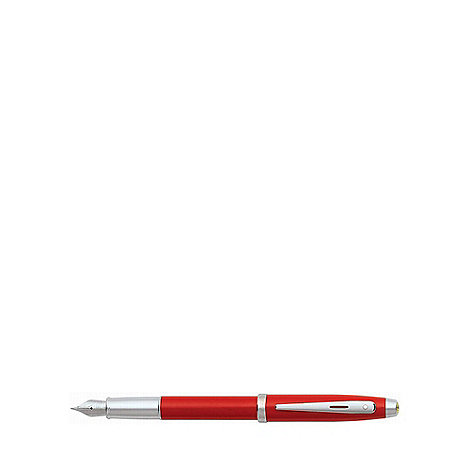 Ferrari - Red ferrari 100 fountain pen