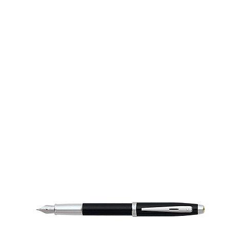 Ferrari - Black ferrari 100 fountain pen