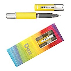 Dex - Yellow dex compact soft ink liner