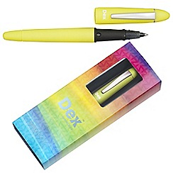 Dex - Acid green dex smooth soft ink liner