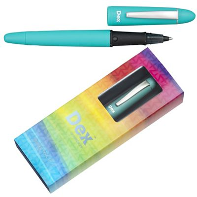 Peacock green dex smooth soft ink liner - . -