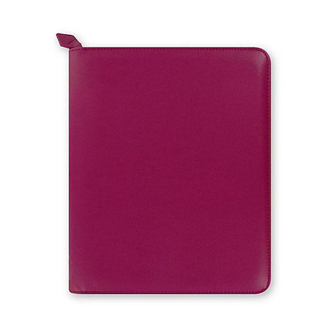 Filofax - Raspberry pennybridge ipad air case