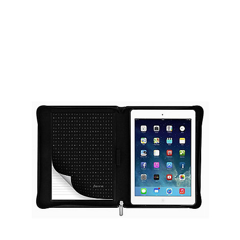 Filofax - Black metropol ipad air case
