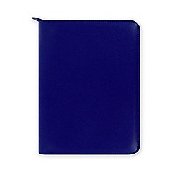 Filofax - Cobalt blue 'Pennybridge' ipad mini case