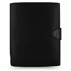 Filofax - Black calipso a5 organiser