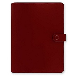 Filofax - Pillarbox red the original a5 organiser