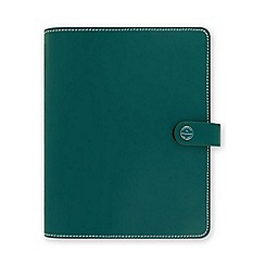 Filofax - Dark aqua the original a5 organiser