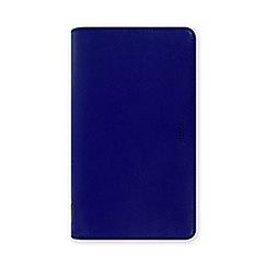 Filofax - Cobalt blue pennybridge compact organiser