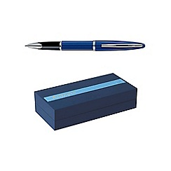 Waterman - Blue carene rollerball