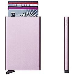 Secrid - Pink 'Cardprotector'