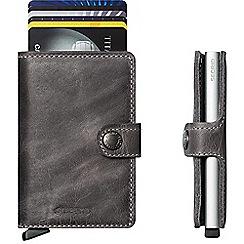 Secrid - Vintage grey 'Miniwallet'