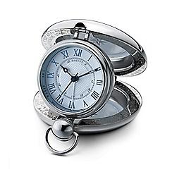 Dalvey - white 'Voyager' clock