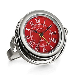 Dalvey - red 'Spyder' clock