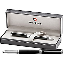 Sheaffer - onyx 'Intensity' fountain pen/ball pen