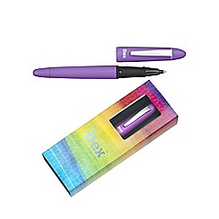 Dex - Purple smooth soft ink liner