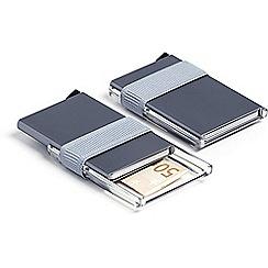 Secrid - Oslo silver 'Cardslide'