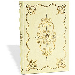 Paperblanks - Buttercream 'Shimmering Delights' mini journal