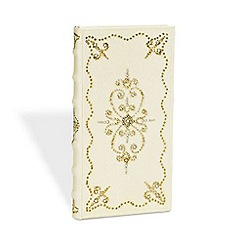 Paperblanks - Buttercream 'Shimmering Delights' slim journal