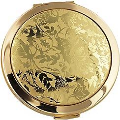 Stratton - gilt 'lorelei' dual mirror