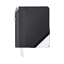 Cross - Black white jotzone small journal