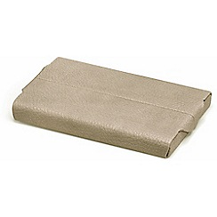 Fedon 1919 - taupe business card holder