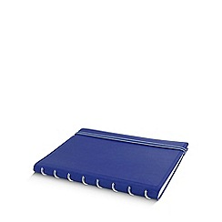 Filofax - Blue refillable a5 notebook