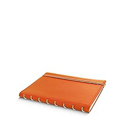 Filofax - Orange refillable a5 notebook