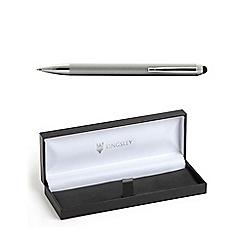 Kingsley - Silver 'Buzz' ballpoint pen