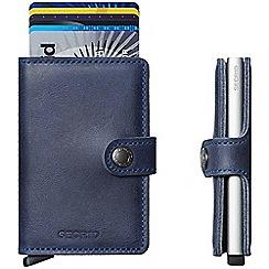 Secrid - Vintage blue 'Miniwallet'