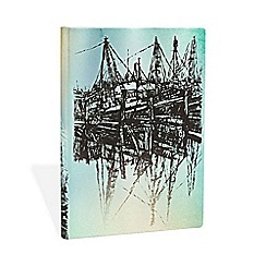 Paperblanks - 'Boats and Reflections' midi journal