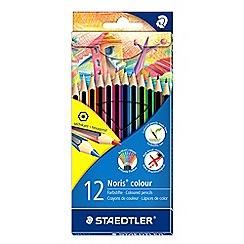 Staedtler - Noris Colouring Pencils 12 Pack