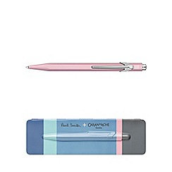 Caran D'Ache - Soft pink 'Paul Smith 849' ball pen
