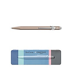 Caran D'Ache - Taupe 'Paul Smith 849' ball pen